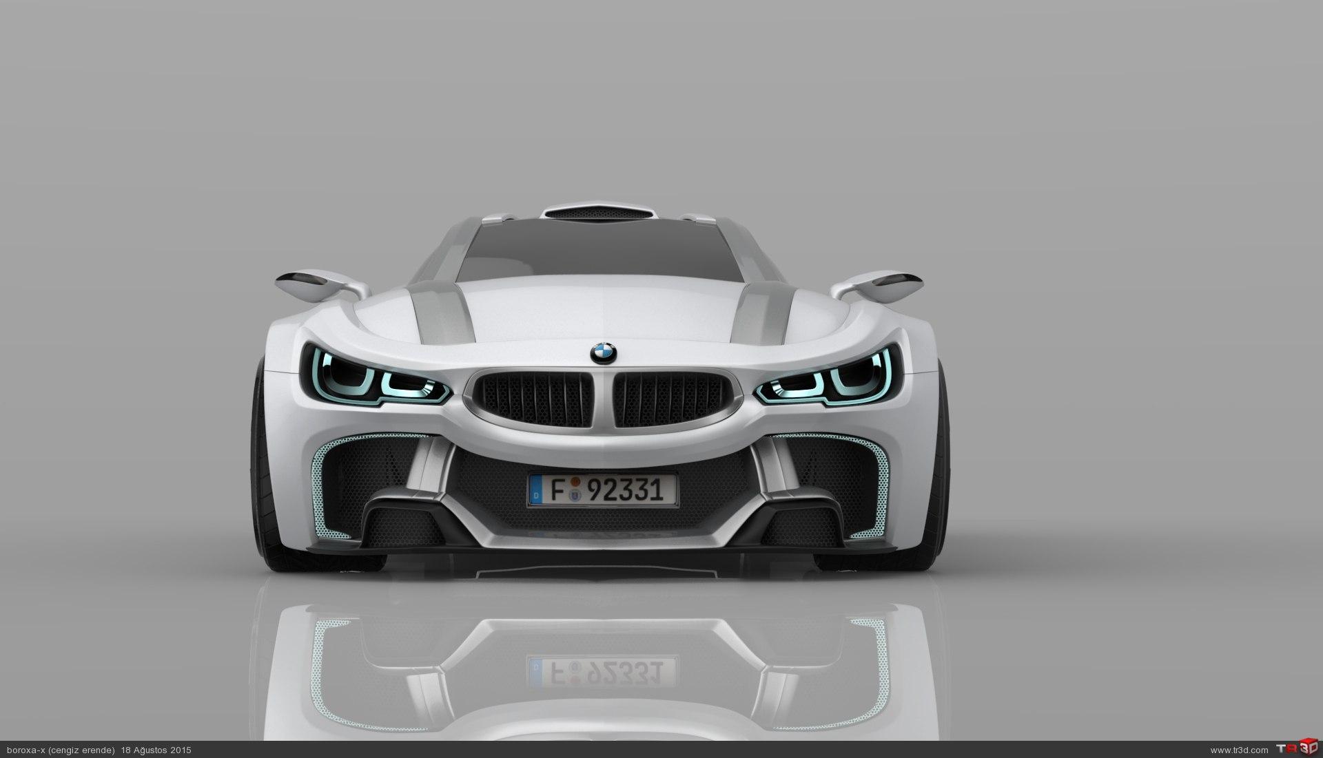 BMW M9R 3