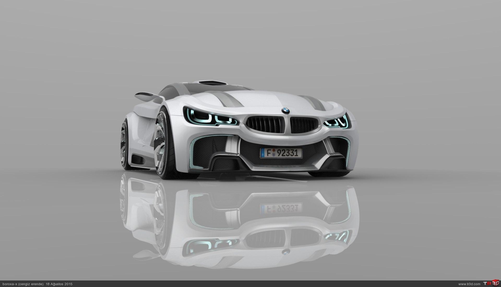 BMW M9R 5