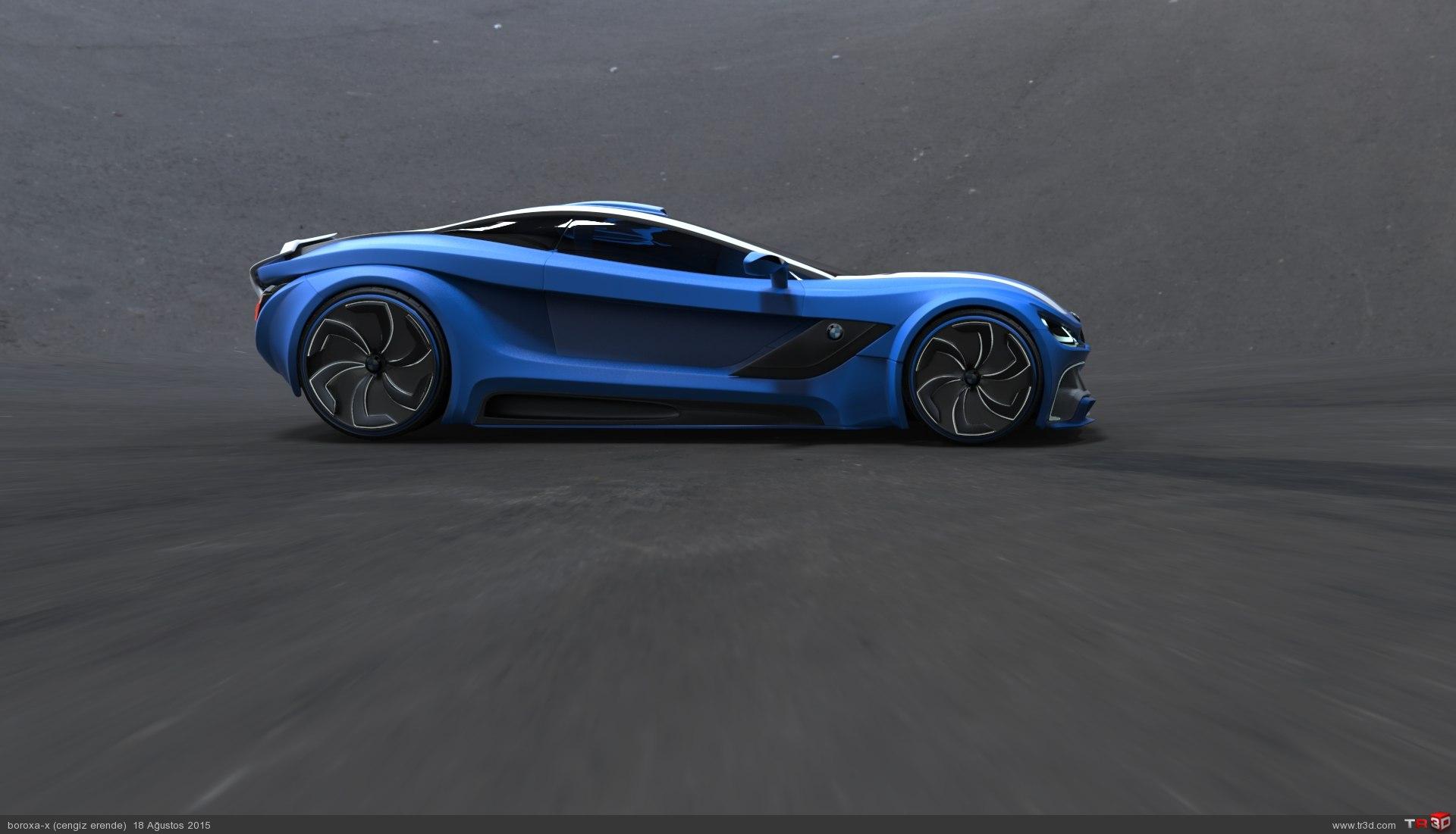 BMW M9R 6