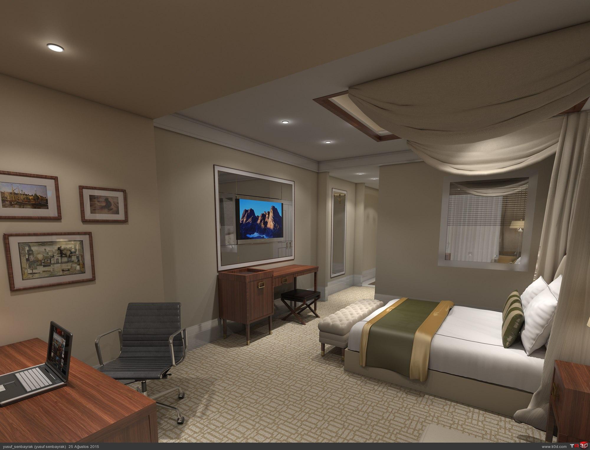 otel yatakodası 1