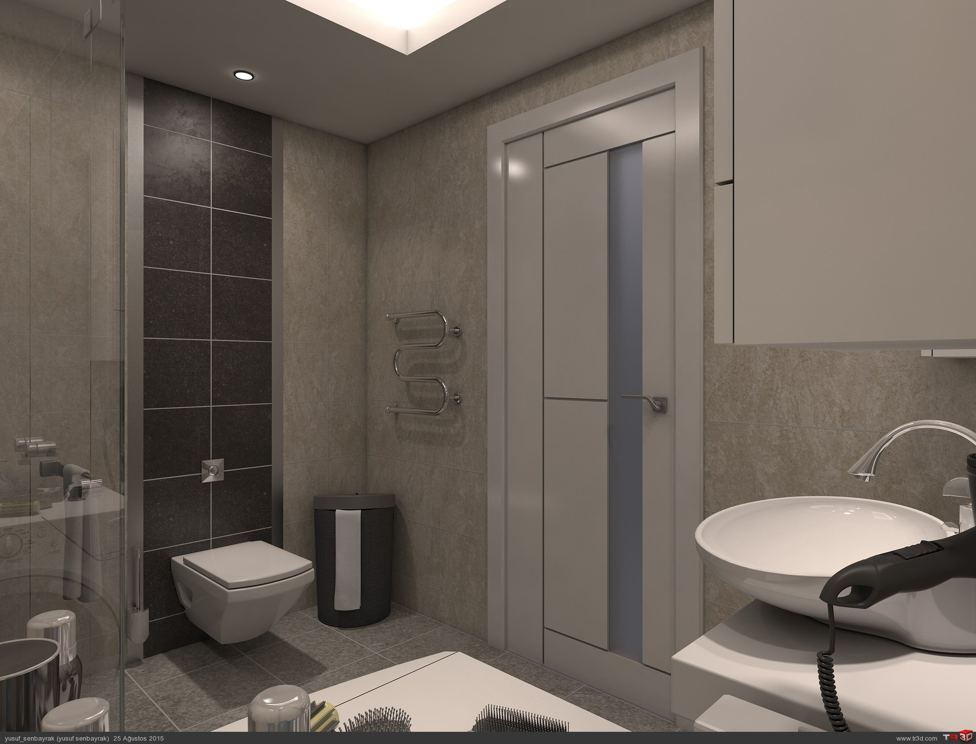 banyo rendırır 1
