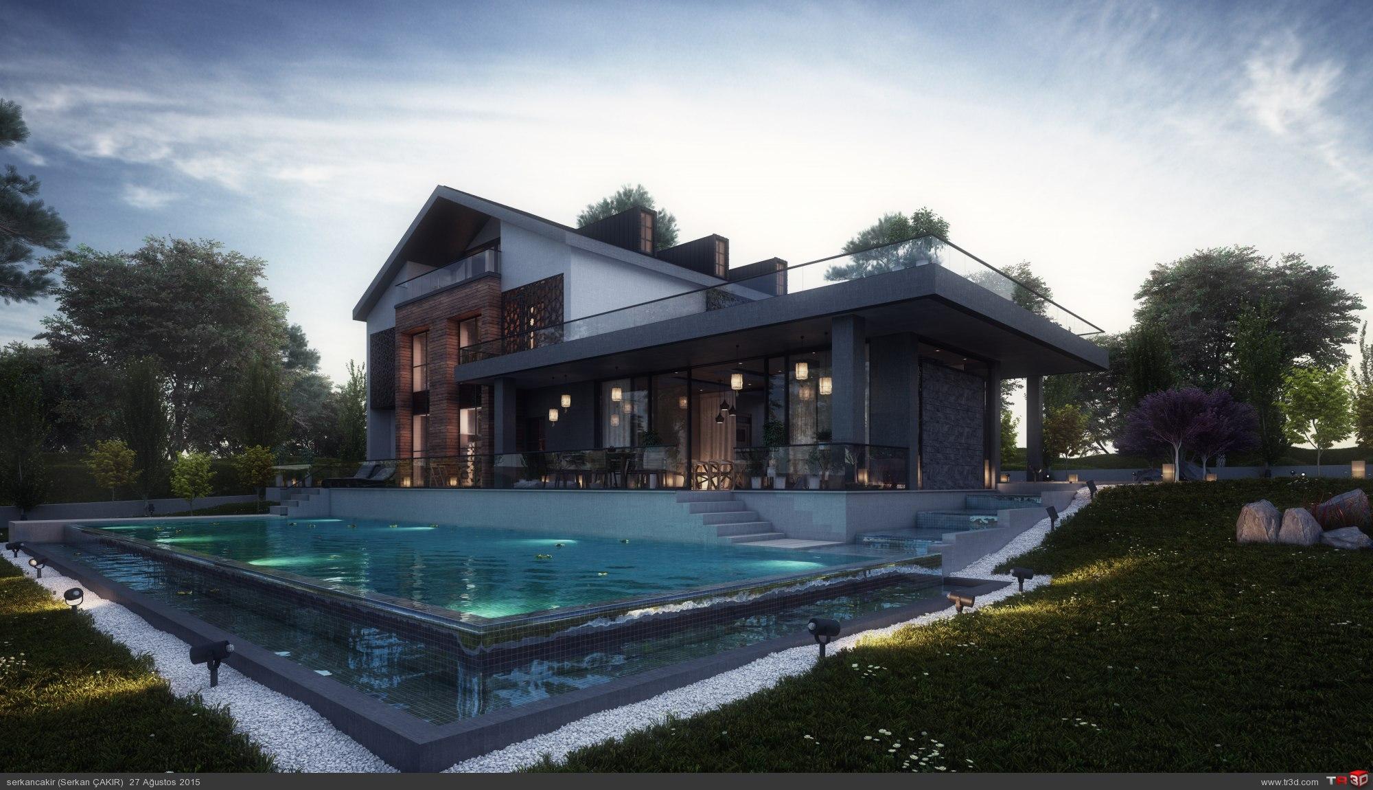 Taşoluk Villa