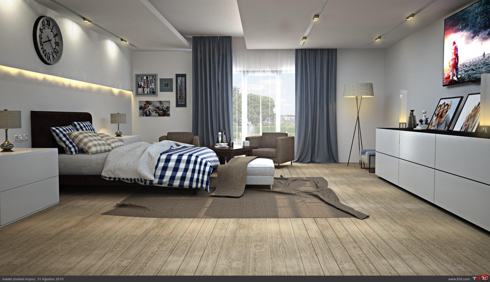 yatak odası  2