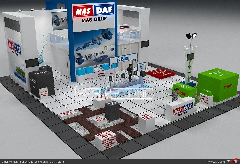 MAS-DAF Sodex İstanbul 2014 1