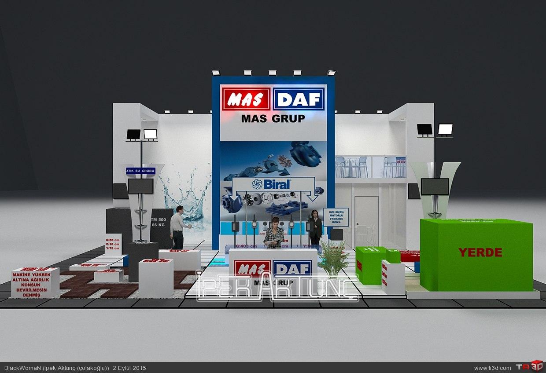 MAS-DAF Sodex İstanbul 2014 2