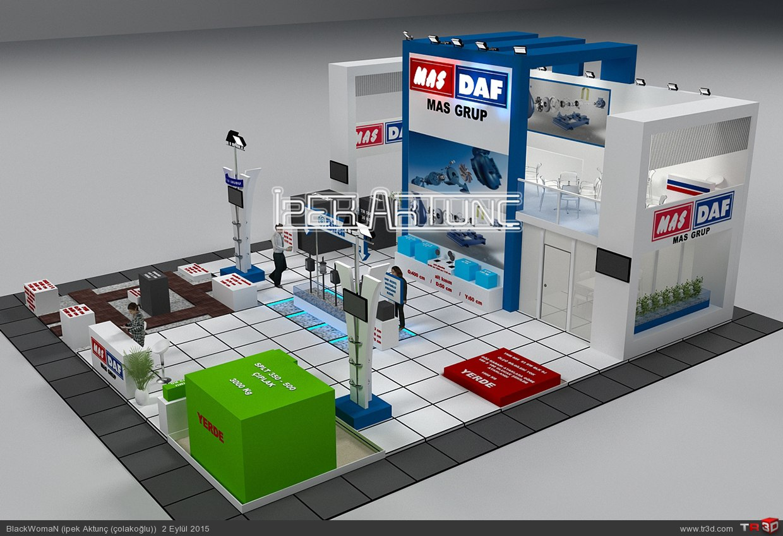 MAS-DAF Sodex İstanbul 2014 3