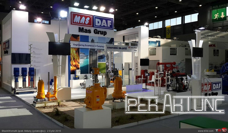 MAS-DAF Sodex İstanbul 2014 4