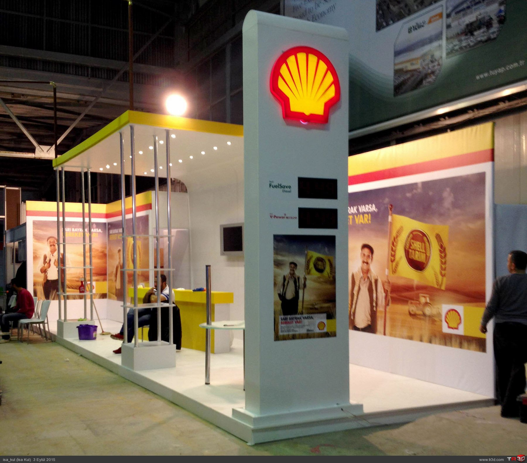 Shell Agro 1