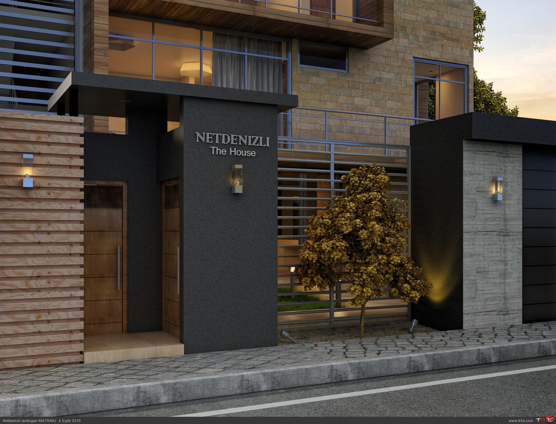 Netdenizli The House 2
