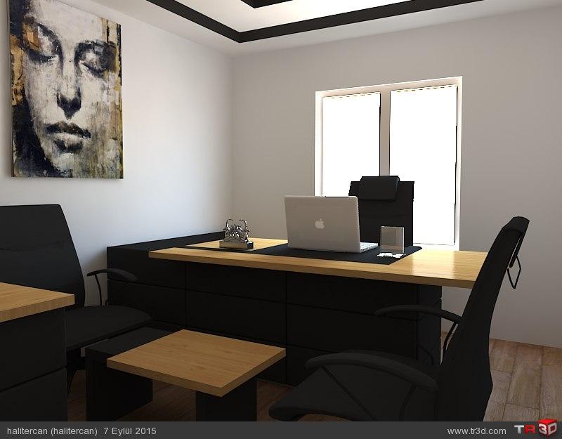 büro tasarımı 1