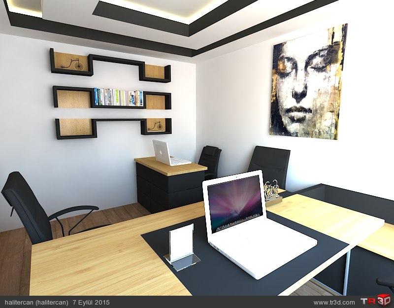 büro tasarımı 3