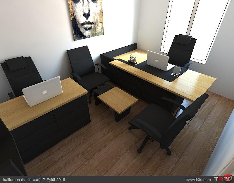 büro tasarımı 4