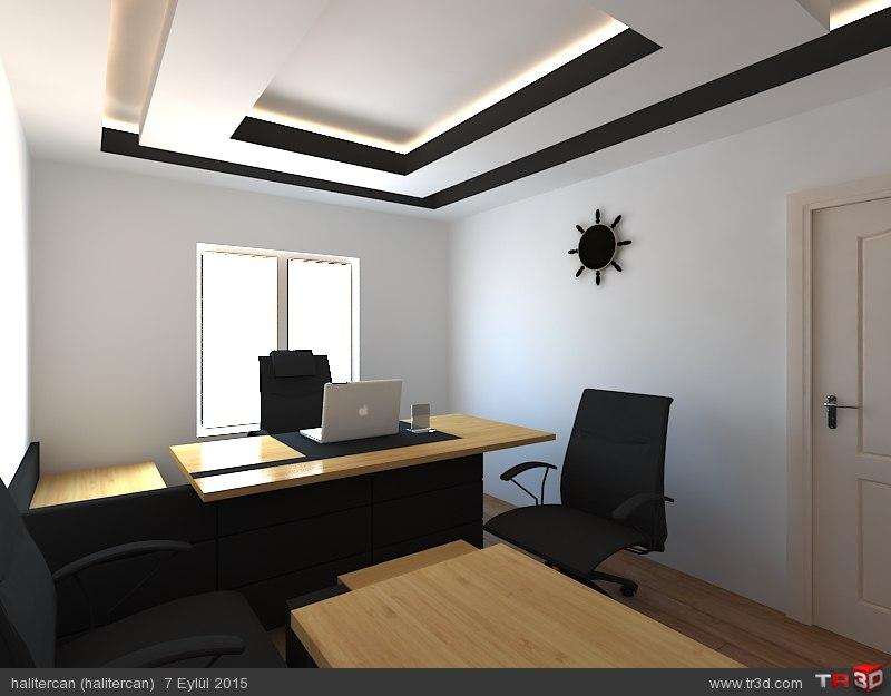 büro tasarımı 5
