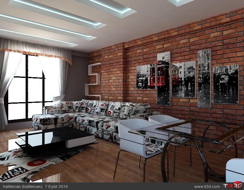 oda tasarımı 3