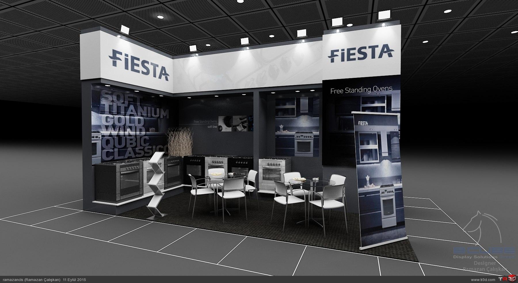 Fiesta Ankastre 3