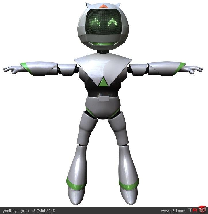 Robo imo 1