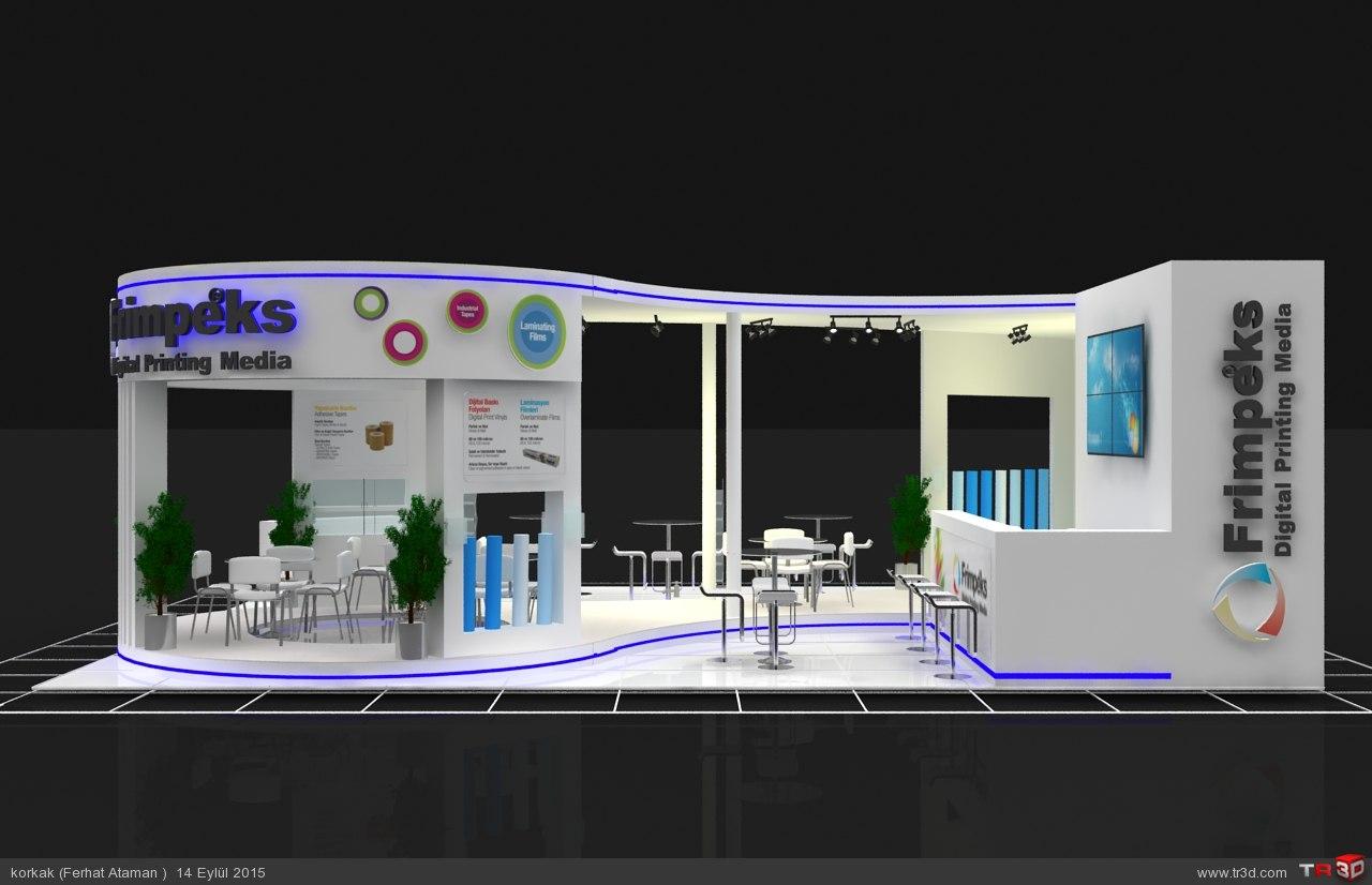 Sıgn 2015 Frimpeks Stand Tasarımı  3