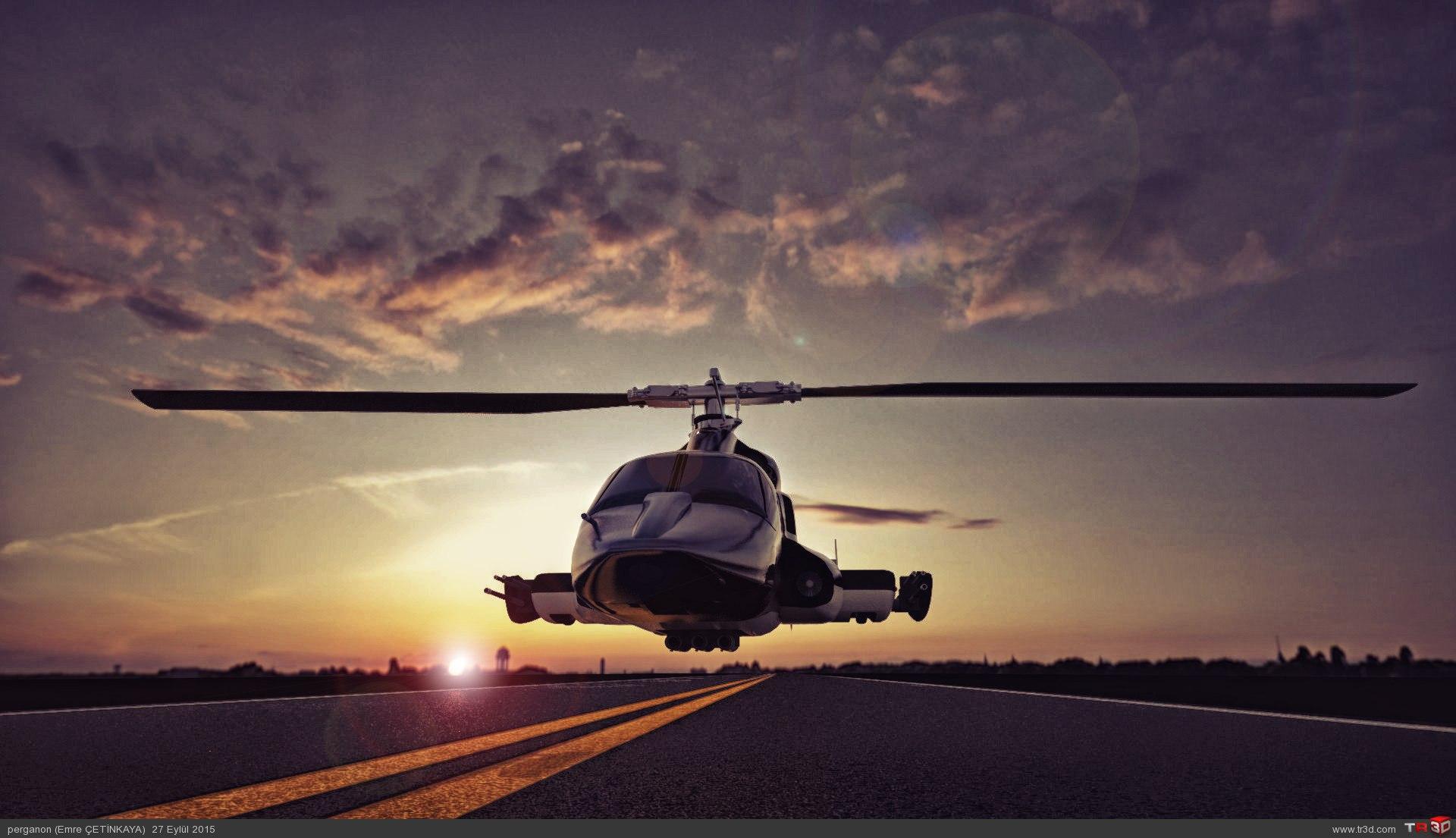 AirWolf 3D 1