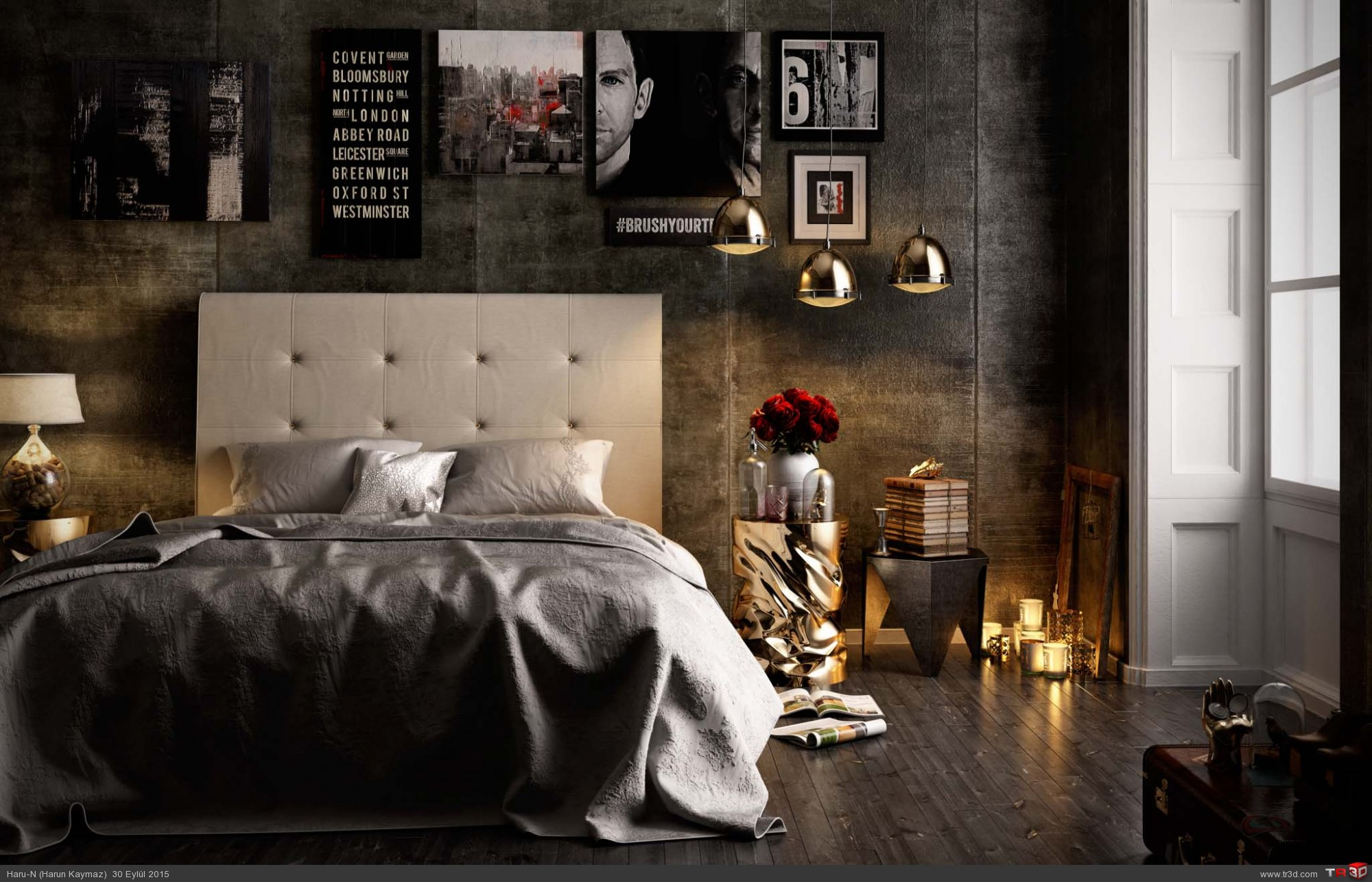 Yatak Odası No:47