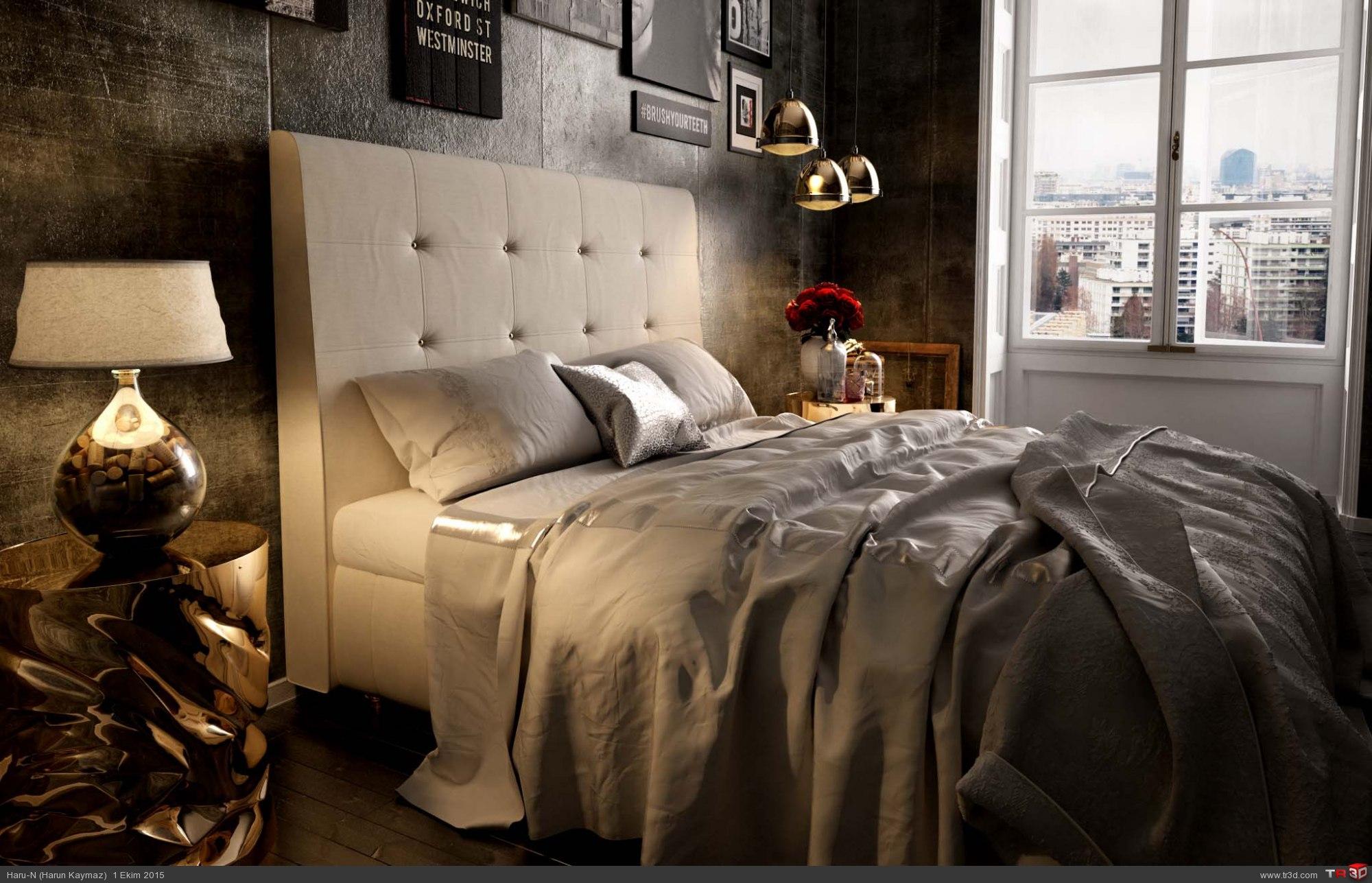 Yatak Odası No:47 1