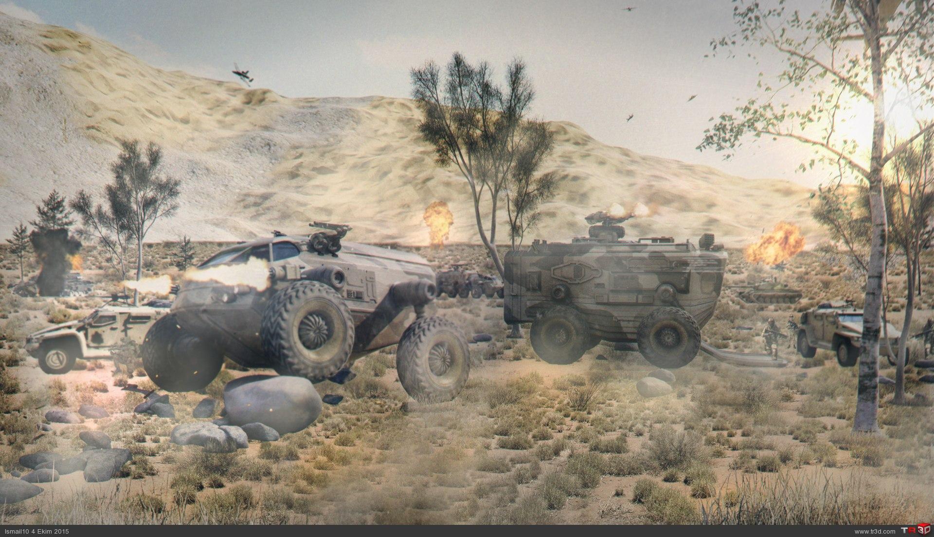 TR ATA 01 - Panterra T-A-G-V Action