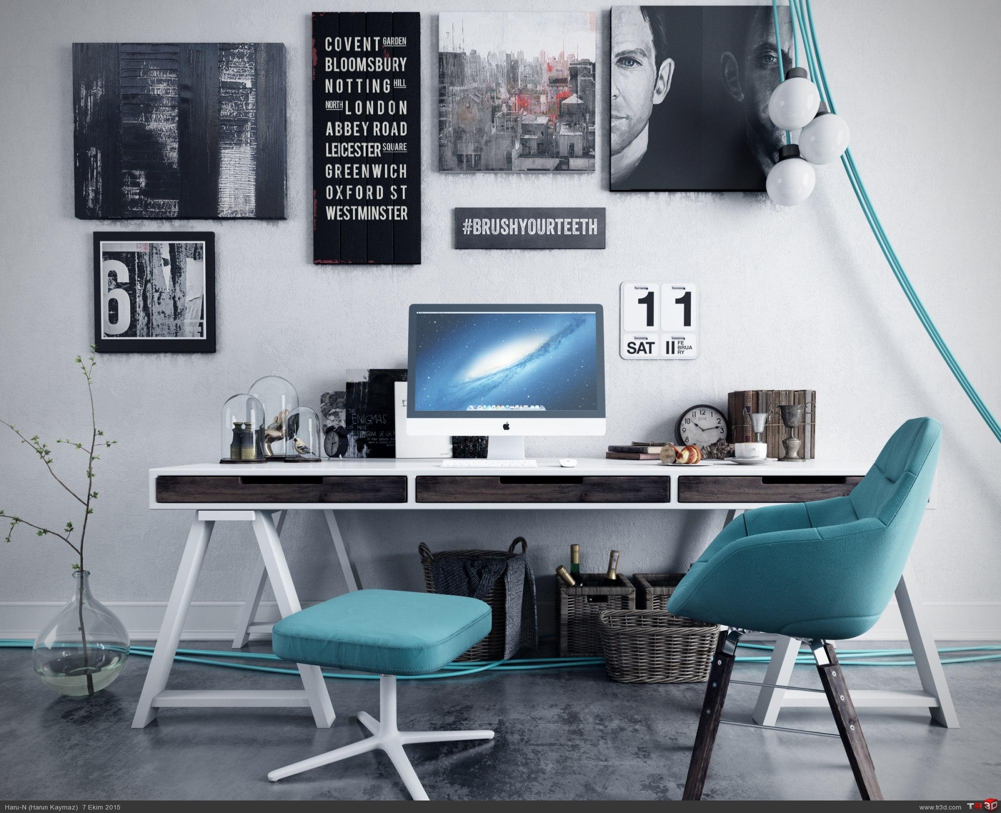 Çalışma ofisi