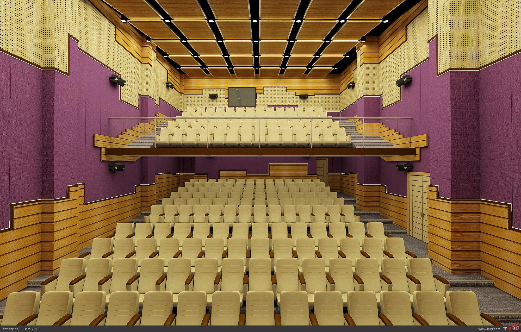 Konya Konferans Salonu