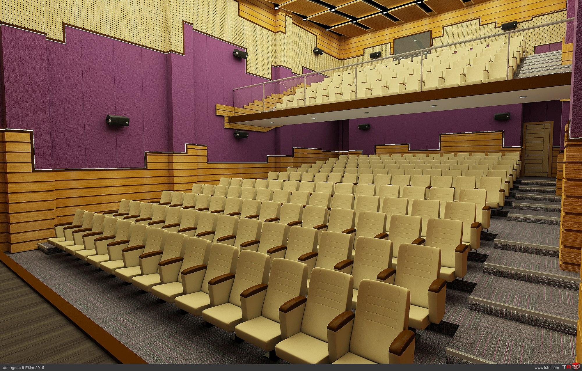 Konya Konferans Salonu 1