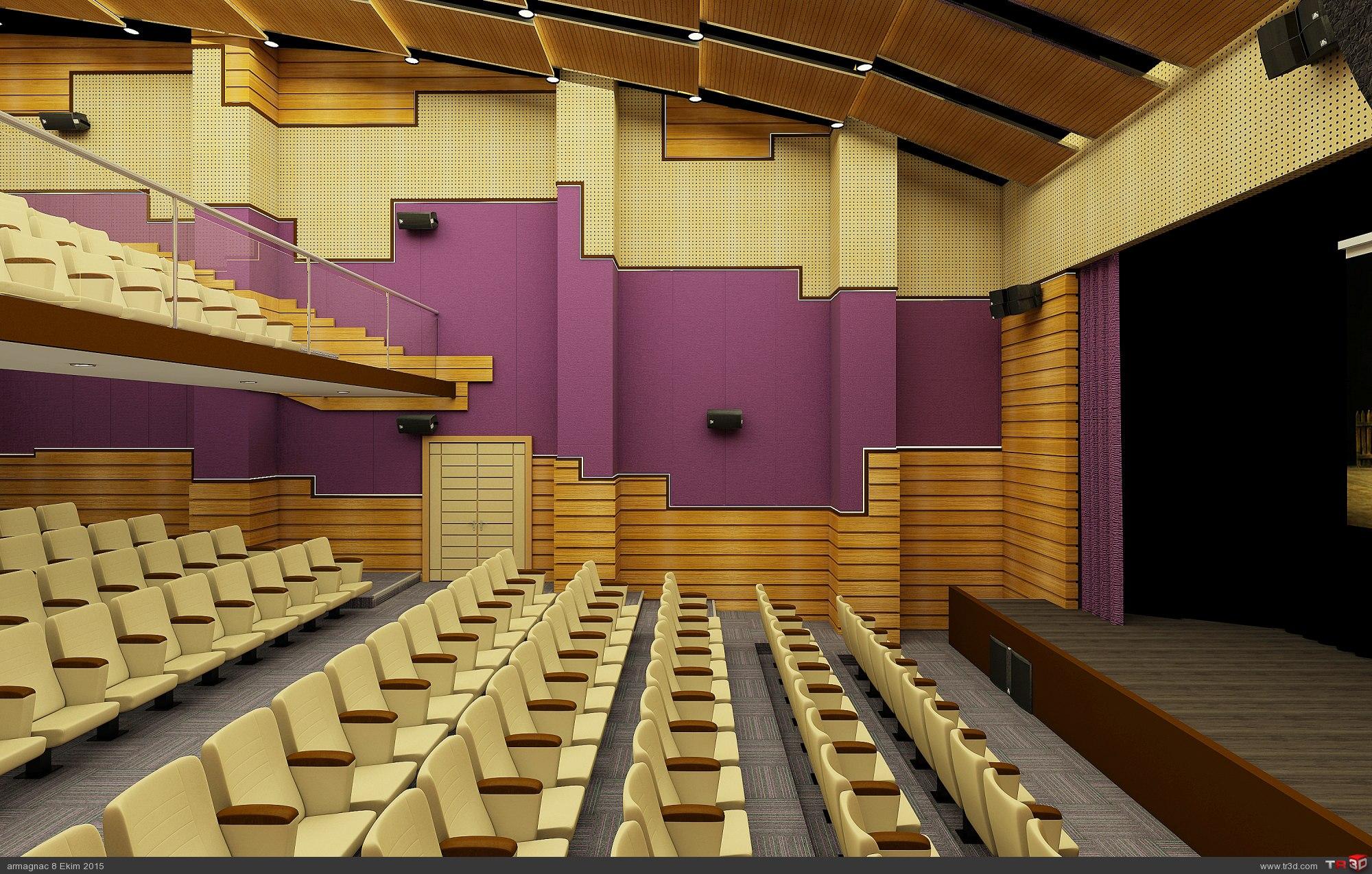 Konya Konferans Salonu 2