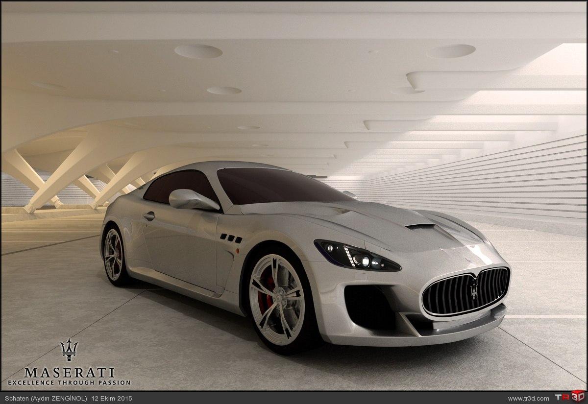 Maserati 4