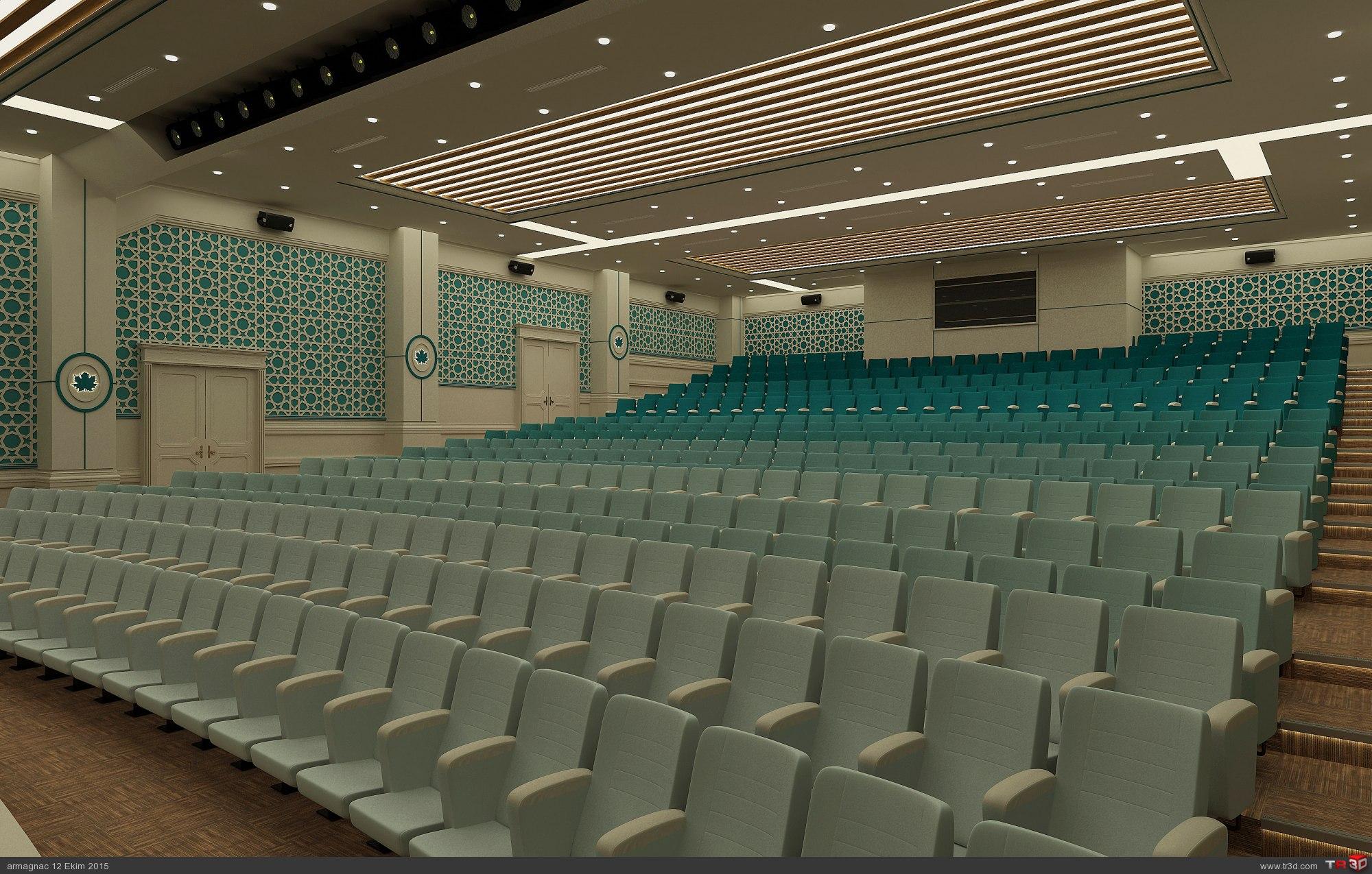 Bursa Konferans Salonu
