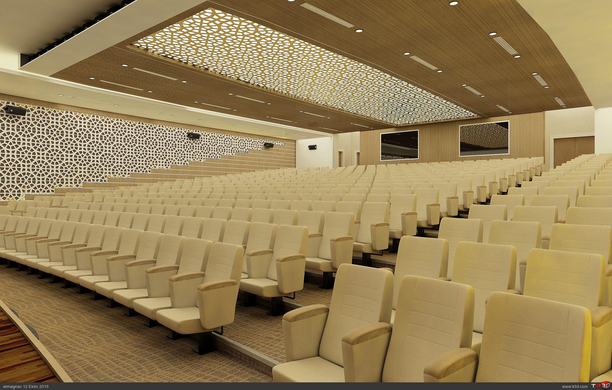 Erbil Konferans Salonu