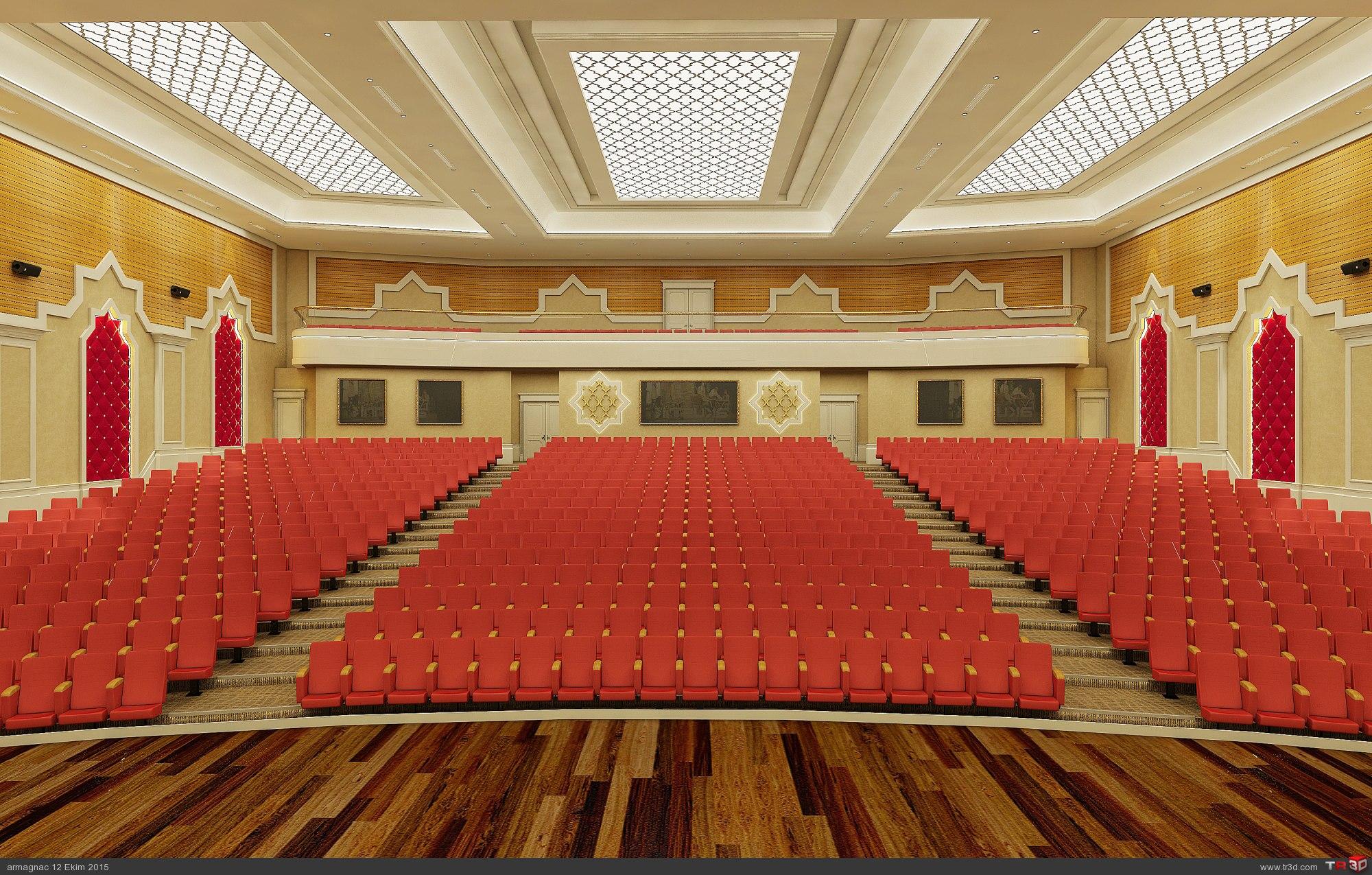 Aşkabat Konferans Salonu