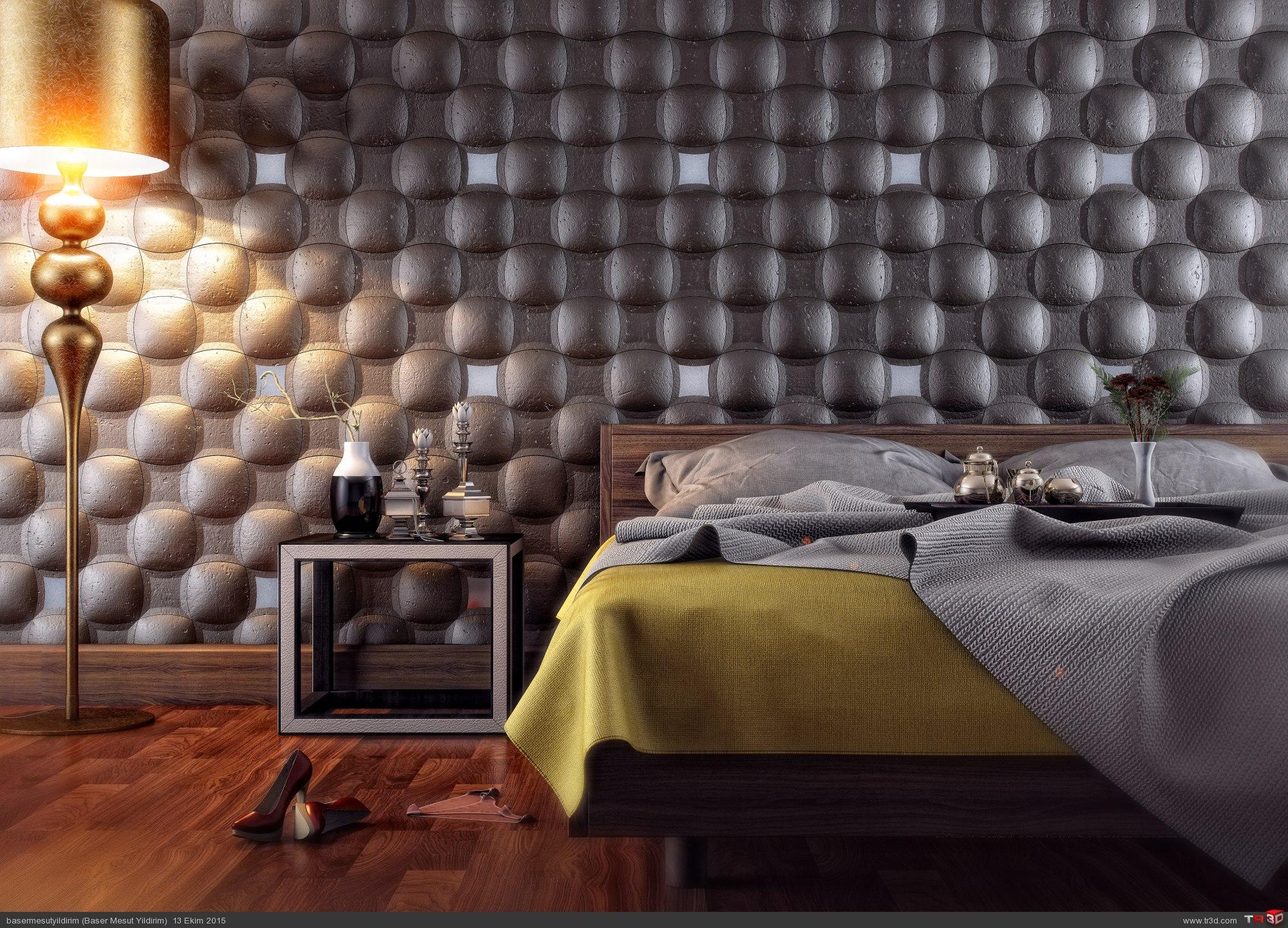 Vero surfaces yatak odası