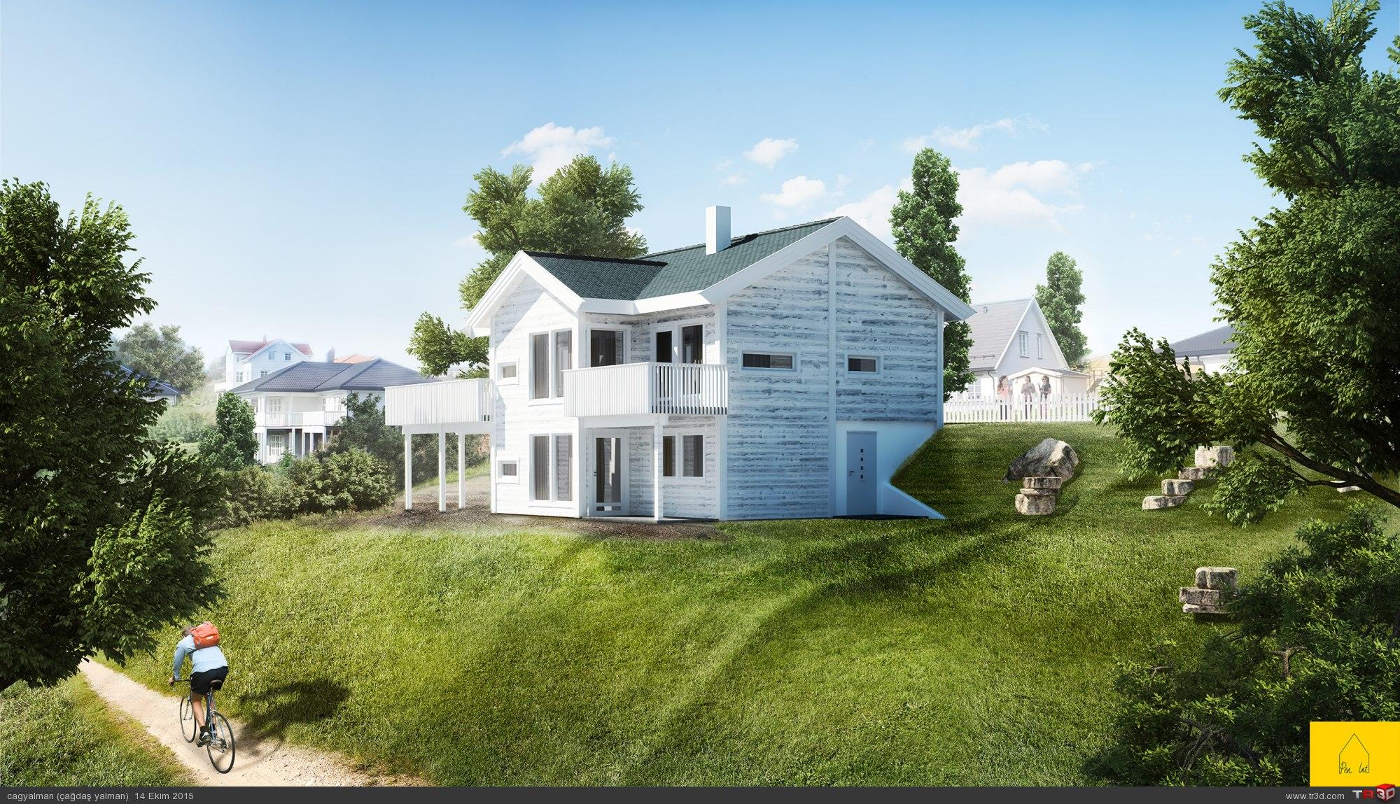 Norveç Villa