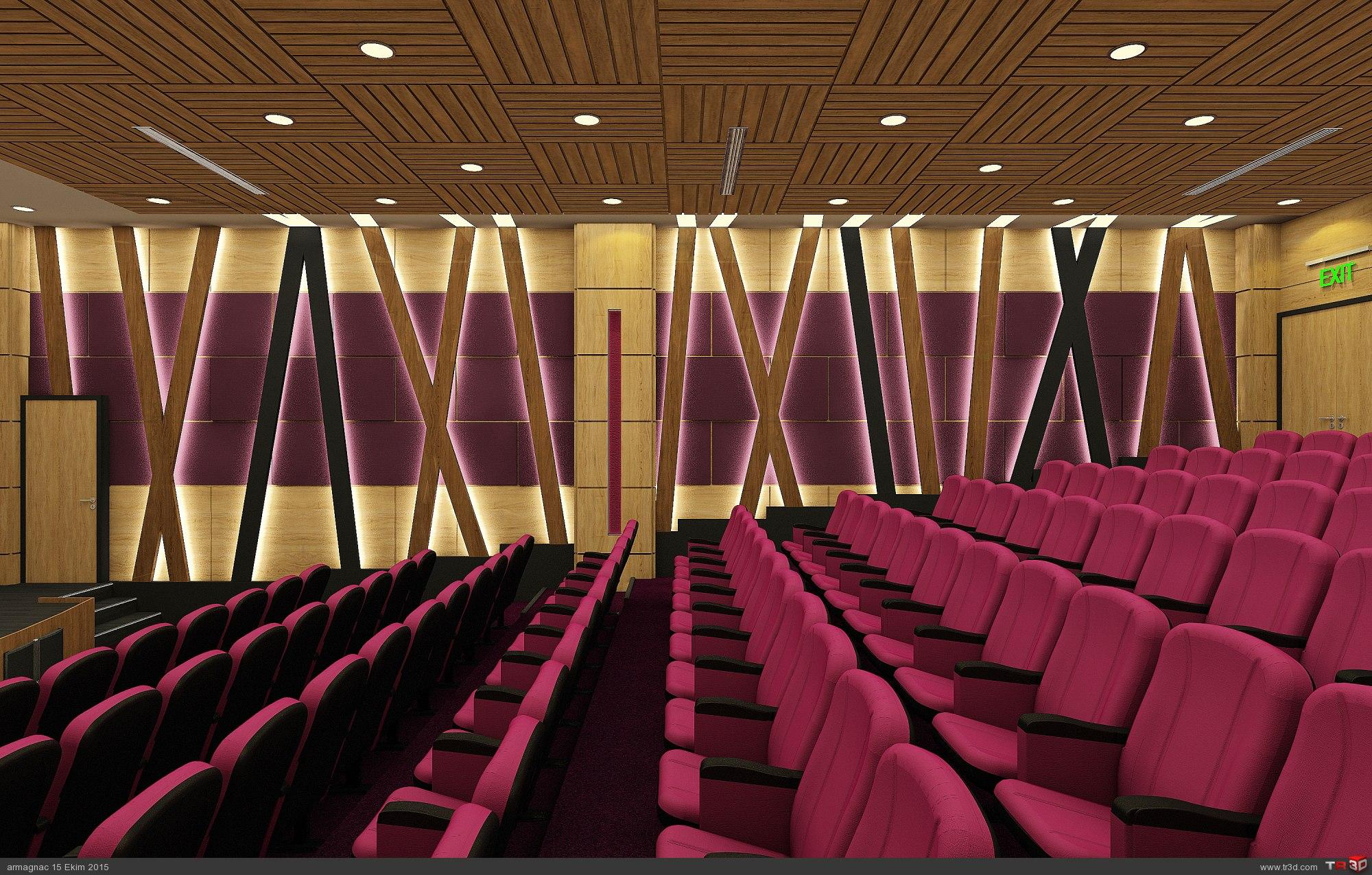Adapazarı Konferans Salonu 1