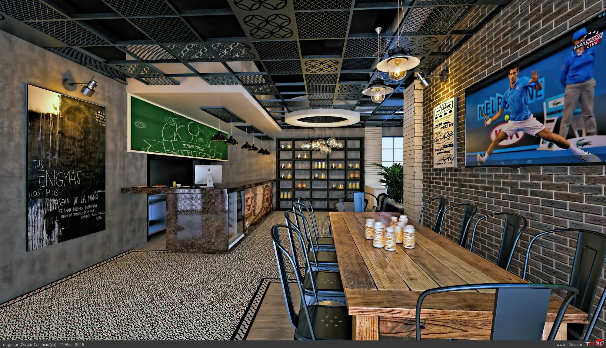 SteakHouse Restaurant 1