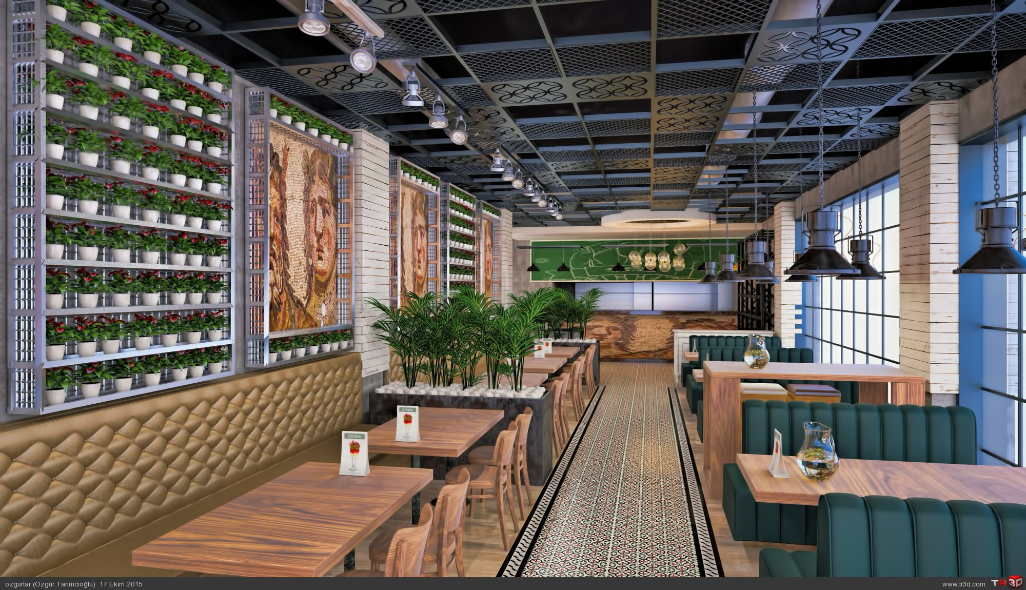 SteakHouse Restaurant 2