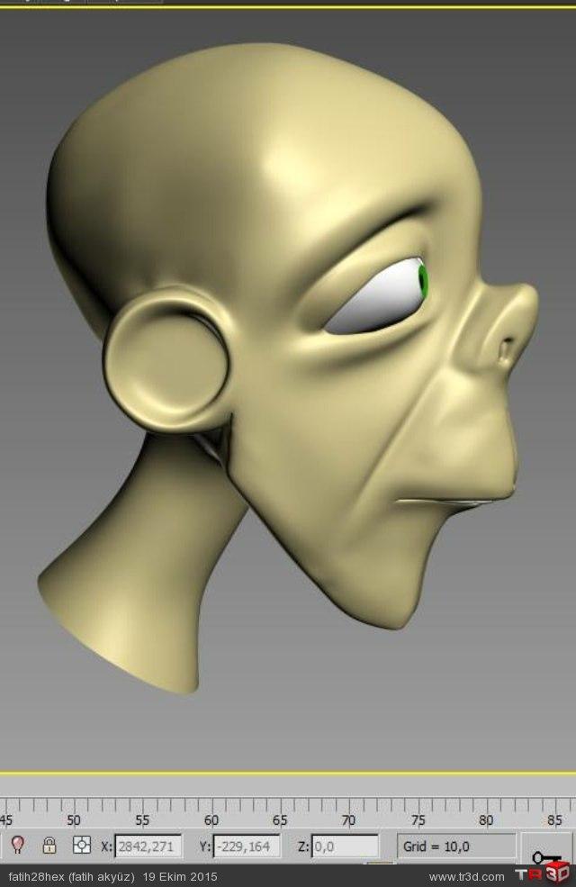 cartoon karakter