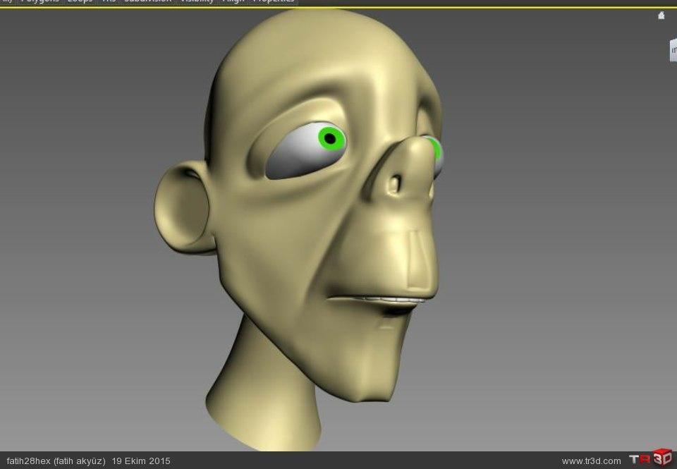 cartoon karakter 2