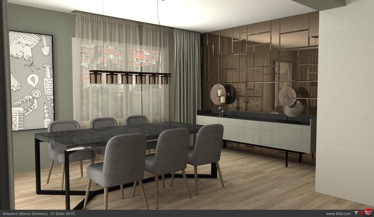 HY Salon Mutfak 4
