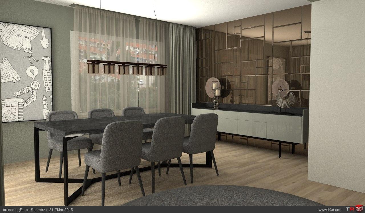 HY Salon Mutfak 6