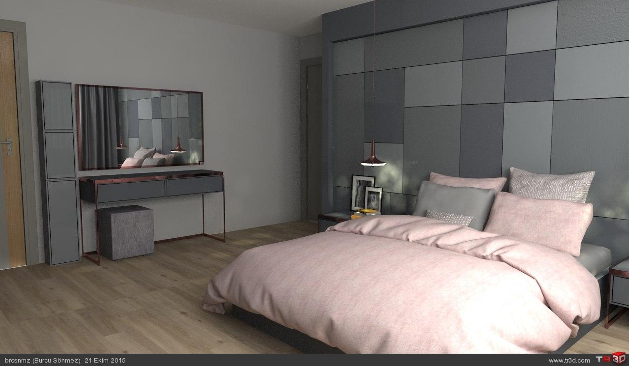 HY Ebeveyn Yatak Odası 1