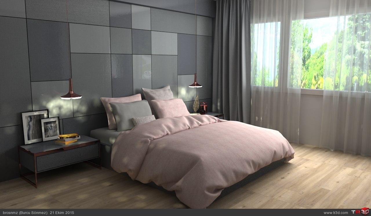 HY Ebeveyn Yatak Odası 3