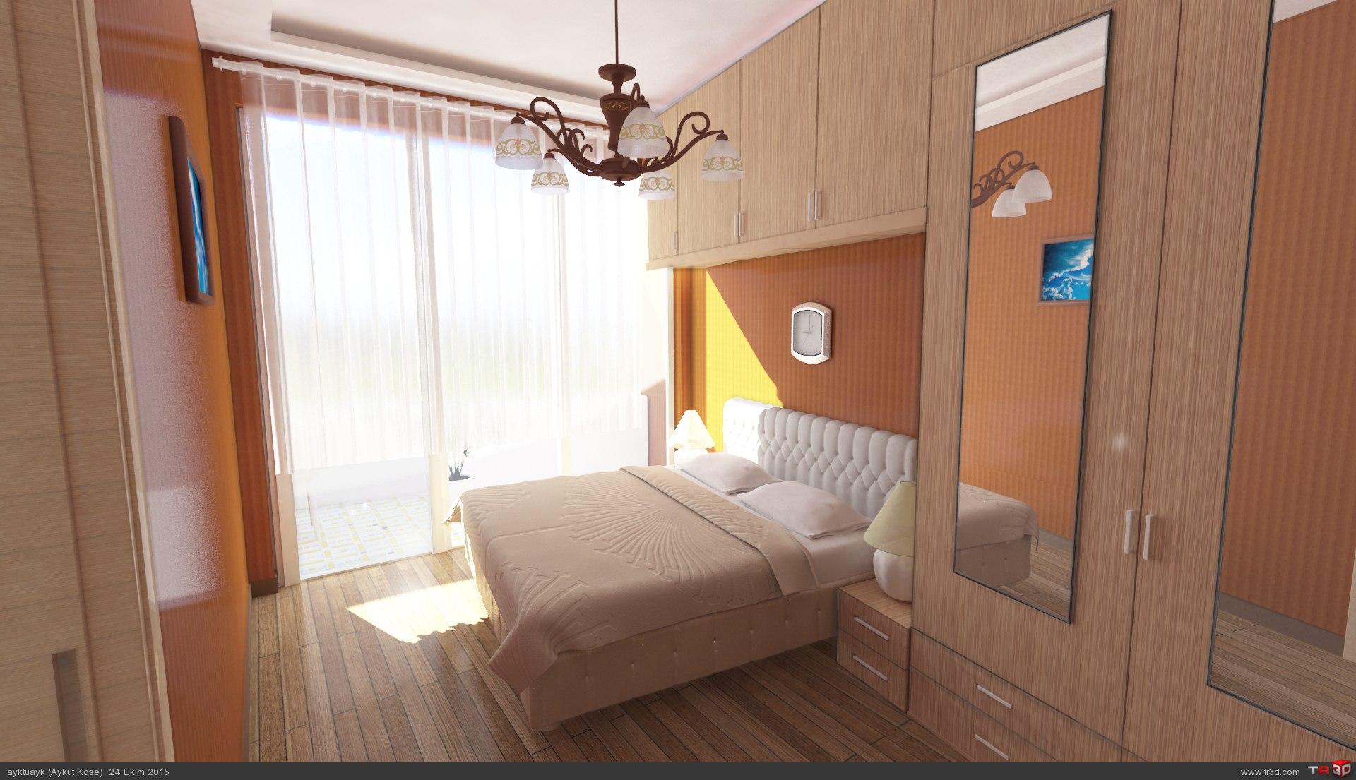 Örnek Otel Odası