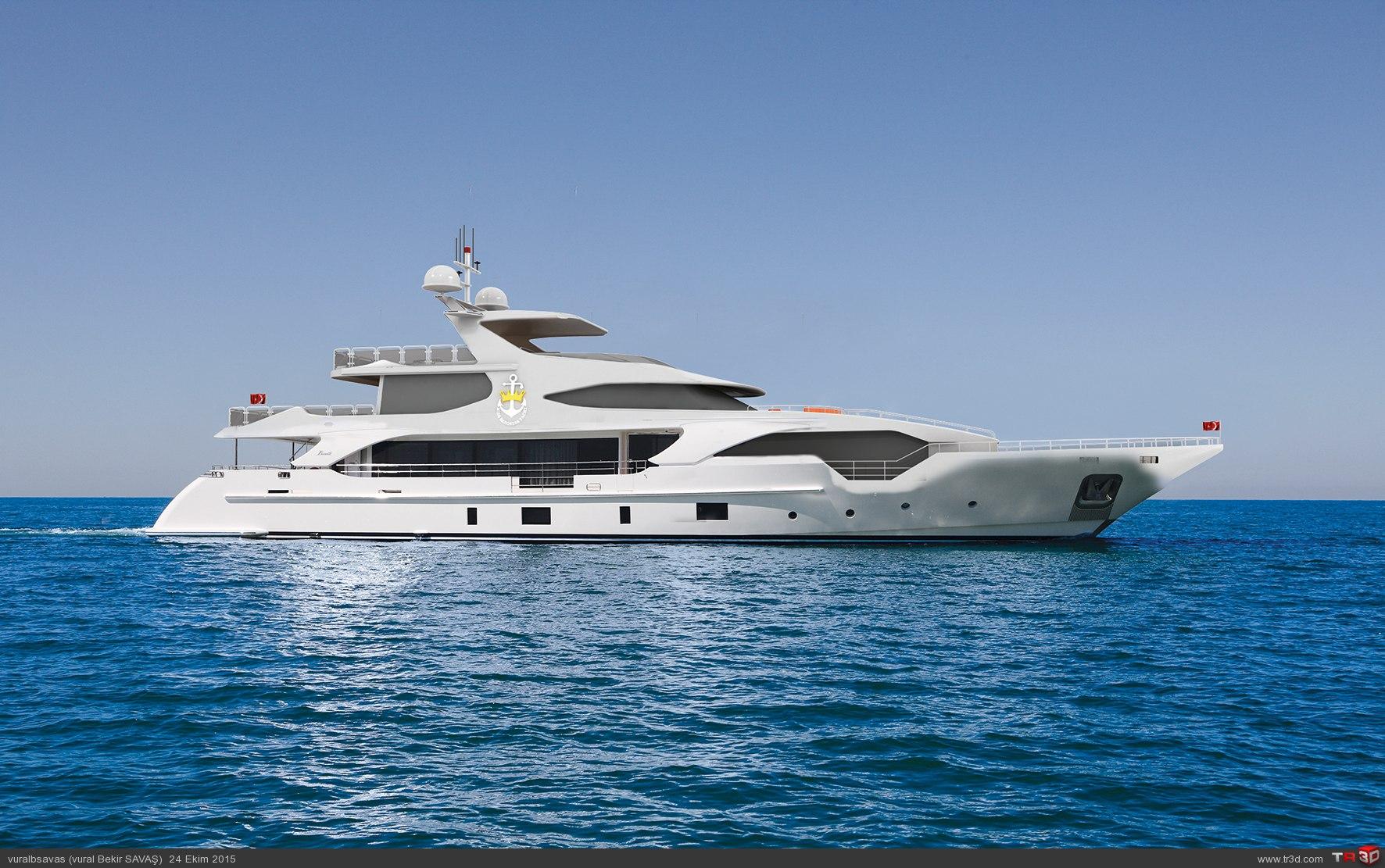 Baroness Yacht