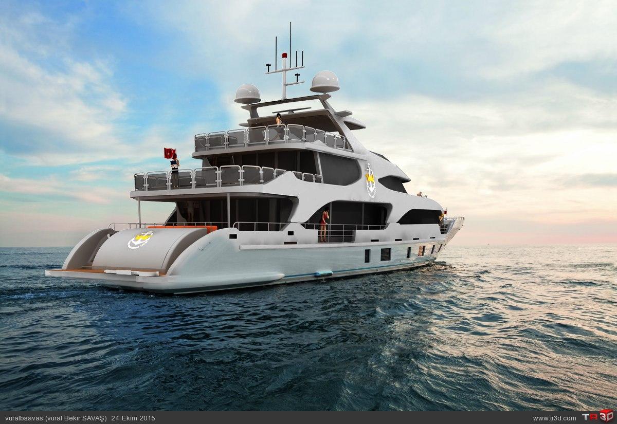 Baroness Yacht 1