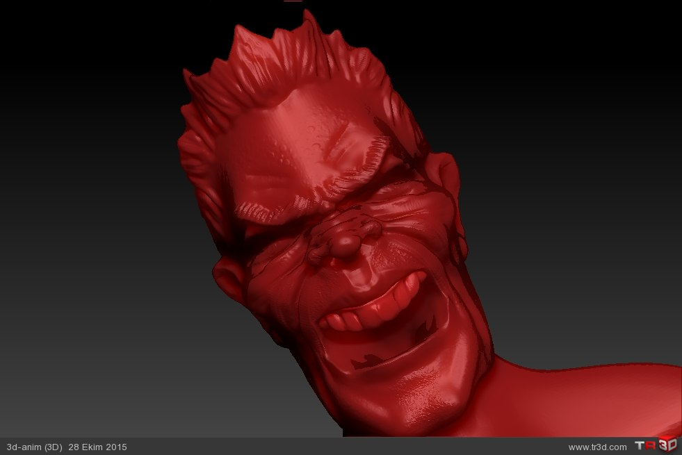 Kızgın Adam 1