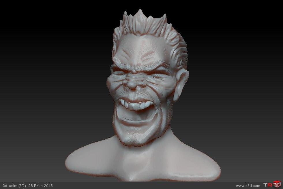 Kızgın Adam 3
