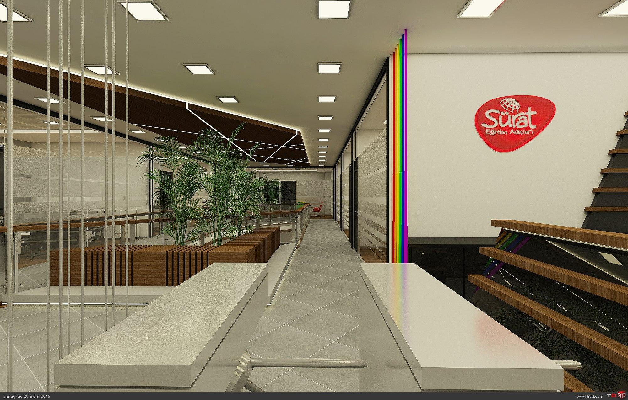 İstanbul Ofis Tasarımı 1